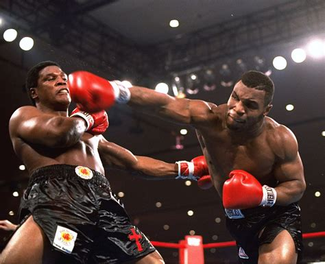 Mike Tyson To Be A by Boxing Muses Icons The List