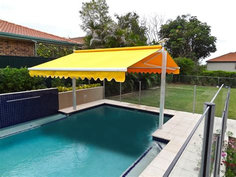 Swimming Pool Awnings by Sunsmart Awnings