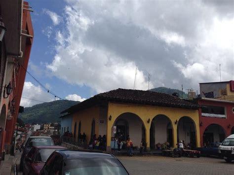 zocalo xicotepec foto de zocalo xicotepec xicotepec iglesia de san juan