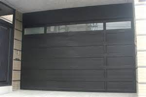 o leary stacking doors modern garage doors and openers