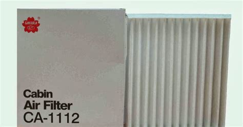 Cac 1112 Filter Ac Cabin Innova Camry Altis Hilux Fortuner Vios cabin air filter filter ac toyota camry vios yaris