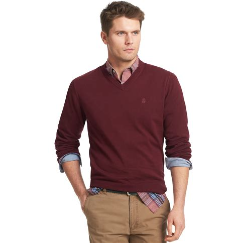 men s men s v neck sweaters for fall winter 2018