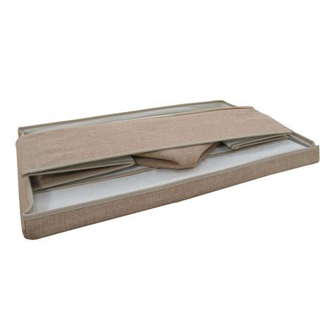 under bed storage box hessian under bed storage box