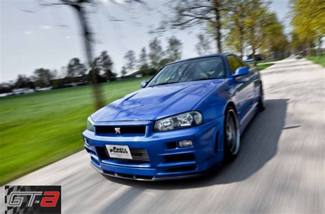 paul walkers nissan skyline paul walker s nissan skyline gt r 34 up for sale video