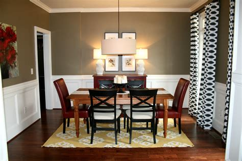 Dining Room by The Bozeman Bungalow Dining Room Updates