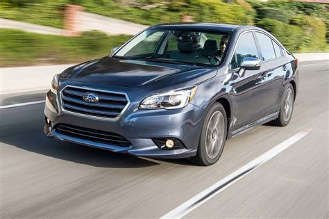 2017 Subaru Legacy Sport Review Term Arrival