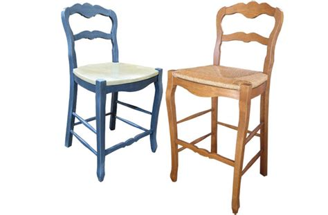 Country Counter Height Stools by Country Ladderback Counter Stool Kate