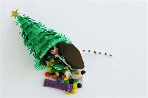 DIY Mini Piñata Christmas Tree Ornament   Growing Up Bilingual
