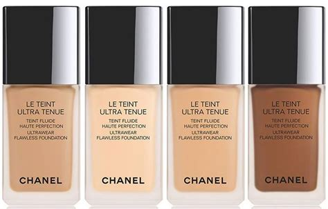 Chanel Le Teint Ultra Tenue Ultrawear Foundation 20 Beige chanel le teint ultra tenue ultrawear flawless foundation