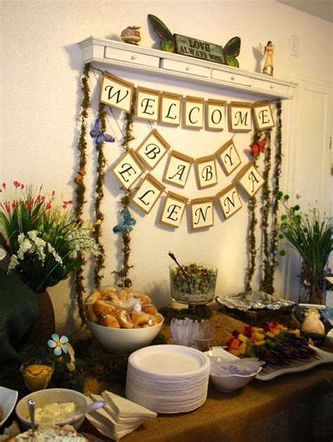Baby Shower Woodland Theme by 25 Best Ideas About Forest Baby Showers On
