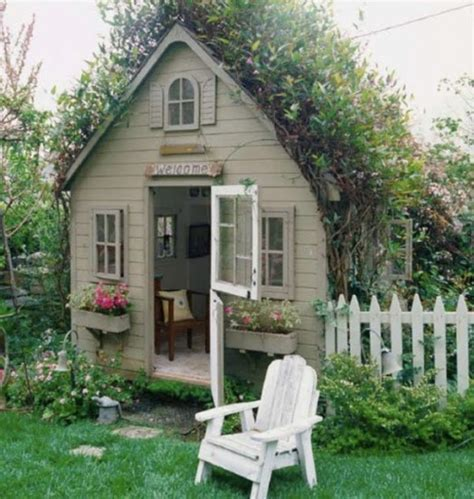 backyard cottage playhouse 8 new ideas for kids outdoor playhouses kidsomania