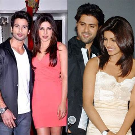 priyanka chopra life information 21 famous real life bollywood love triangles bollywood
