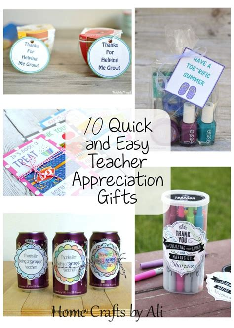 Appreciation Handmade Gift Ideas - 1000 images about back to school and teachers gifts on