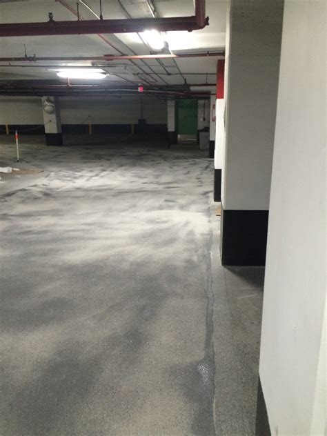 Edison Parking Garage by Parking Garage Floor Toronto Exit R Waterproof