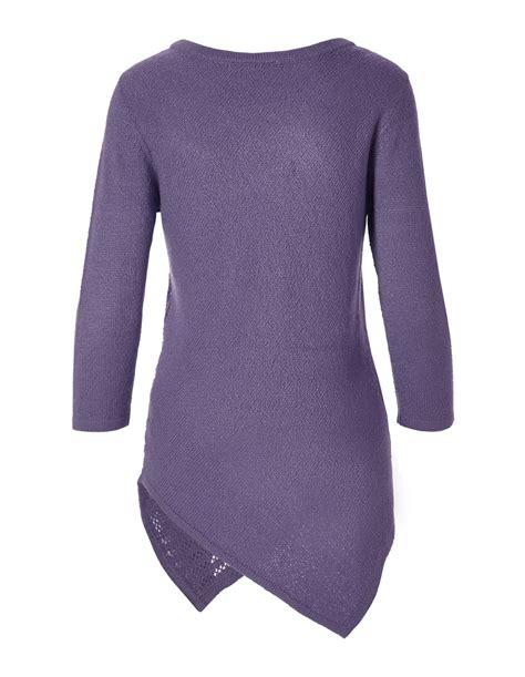asymmetrical sweater knitting pattern open knit asymmetrical sweater cleo