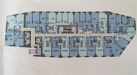 Nyc Apartment Floor Plans by Video World S Tallest Passive House Building Rises At