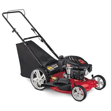 Garage Sale Lawn Mower by Sale Yard Machines 11a B24a000 21 Inch 158cc Briggs