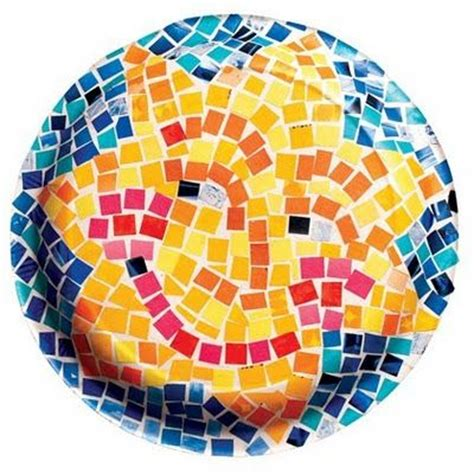 Paper Mosaic Crafts - 21 best mosaics projects for images on