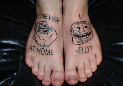 8 meme related tattoos gone horribly wrong bodybuilding