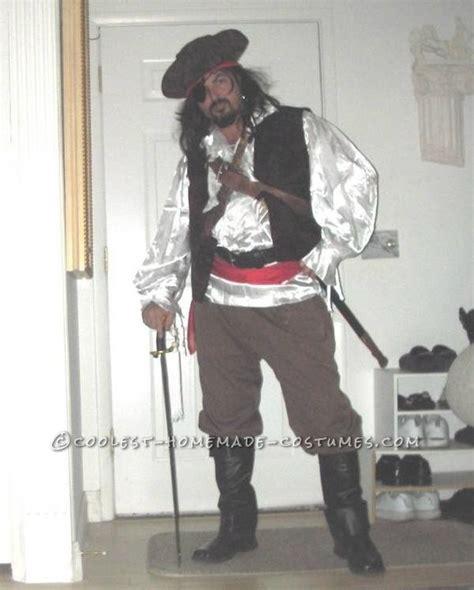 Handmade Pirate Costume - cool pirate costume