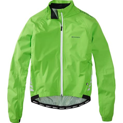 cycling jacket sale madison sportive hi viz mens waterproof cycling cycle bike
