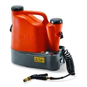 coil cleaner machine speenclean cj 125 coiljet portable hvac coil cleaning