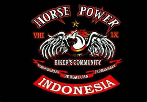Kaos Piston Kaos Riders Kaos Bikers Kaos Komunitas Motor Warnamerah power bandung power indonesia bikers community