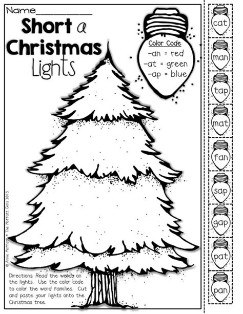 christmas coloring pages cut and paste printable cut and paste christmas worksheets christmas