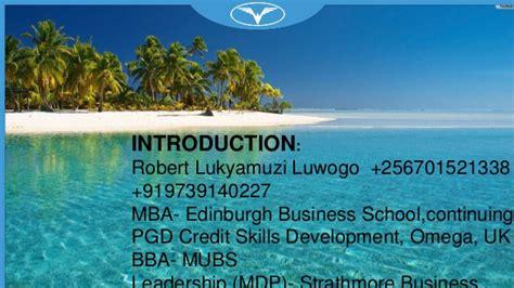 Edinburgh Business School Mba by Robert World Ventures 2017