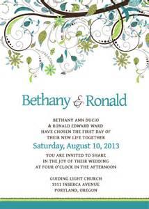 Etsy Wedding Invitation Template by Wedding Invitation Template Set Psd By Scripturewallart On