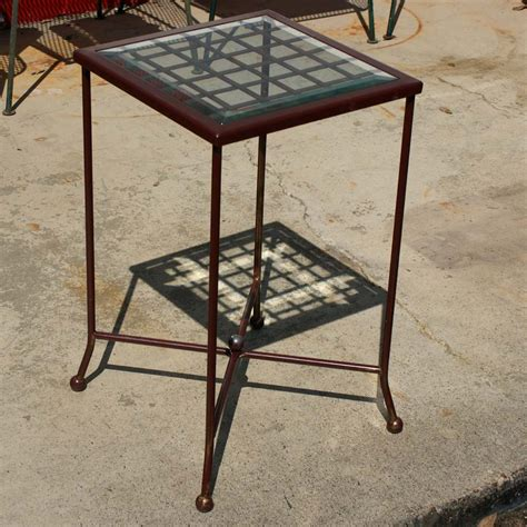 Iron Planter Stand by 13 5 Quot Vintage Iron Plant Stand Price Reduced Ebay