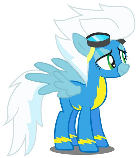 My Little Pony Wonderbolts Fleetfoot | the wonderbolts spitfire soarin fleetfoot et al page