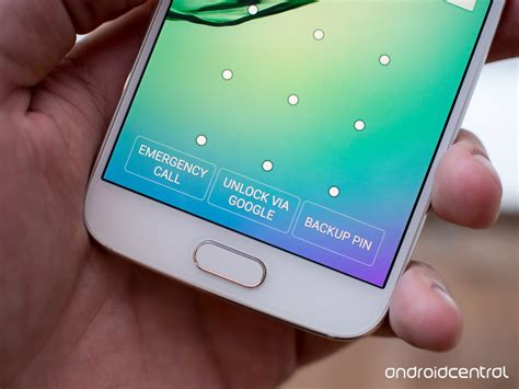 how to unlock pattern lock on screen what to do if you forgot your samsung galaxy s6 lock