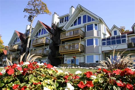Oakwood Island lake bluff condos suites and oakwood mackinac island