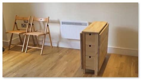 Meja Lipat Untuk Berjualan meja lipat untuk meja makan yang ringkas desain rumah unik
