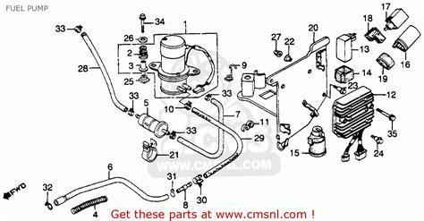 honda vf 750 wiring diagrams wiring diagrams