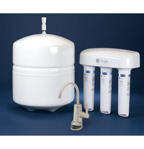 Ge Water Filter Faucet by Pnrq21rbn Ge Profile Osmosis Filtration System