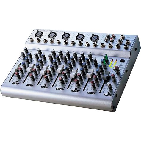 Mixer Behringer 10 Channel behringer eurorack mxb1002 10 channel mixer musician s friend
