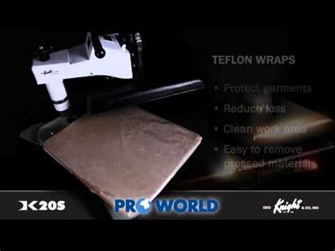geo knight dk20s (dk25s) heat press youtube