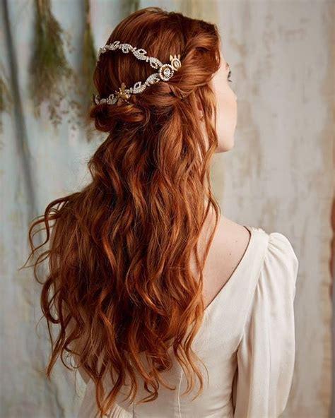 Hochzeitsfrisur Rote Haare by 2428 Besten Hair Bilder Auf Gesichter