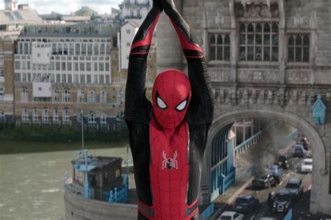 spider man home review webslinger