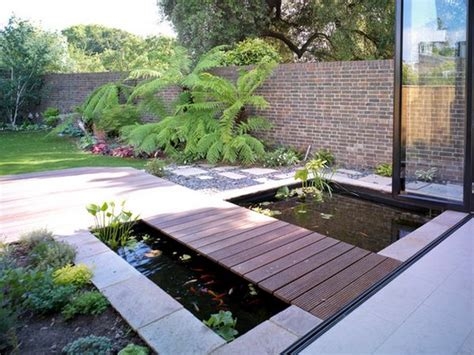 Backyard Bridges by Fill In The Lacking In Your Garden With A Bridge