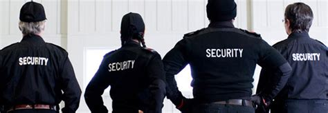 how to become a security guard marshal security