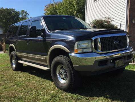 excursions  ford excursion wd