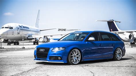 Car Airplanes Tuning AUDI A4 AVANT wallpaper 3840x2160 779215 WallpaperUP