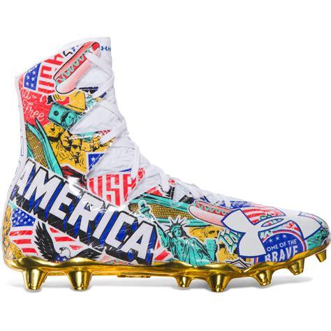armour american football shoes armour s ua highlight mc limited edition