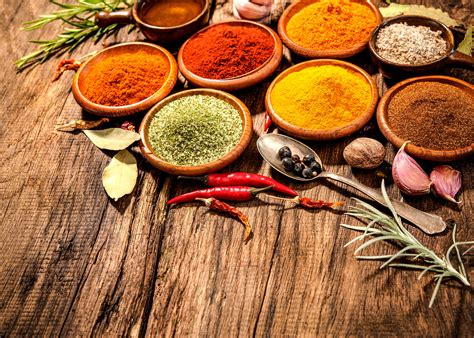 8 Must Herbs And Spices by 12 Superior Herbs And Spices To Fight The Battle Of The Bulge