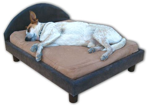 Beautiful Petsmart Dog Beds #2: Dog_bed_frame_small_with_headboard.jpg