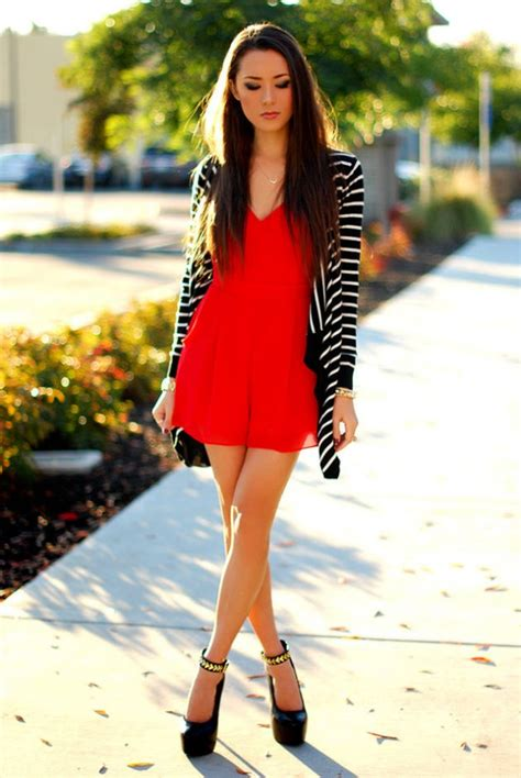 hot fashion trend  jumpsuits  rompers  spring