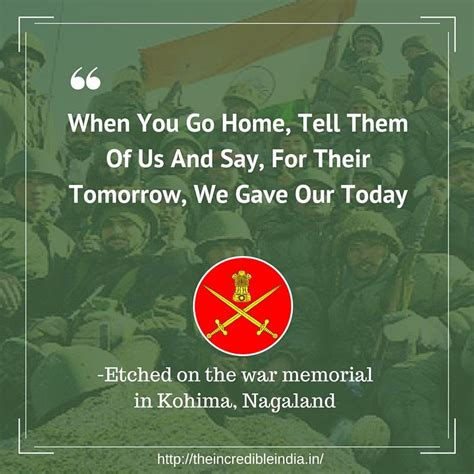 remarkable quotes by indian army that will make you feel